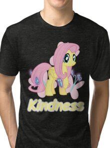 Fluttershy - Kindness Tri-blend T-Shirt