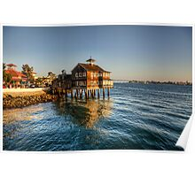 Ocean House Large Poster