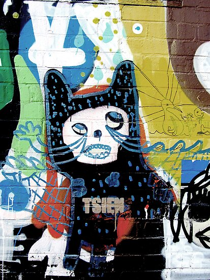 Cat  by Gingerbread Graphics