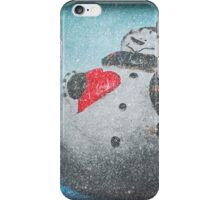 Frosty Mania iPhone Case/Skin
