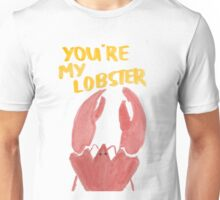 "Friends: ""Lobster"" Unisex T-Shirt"