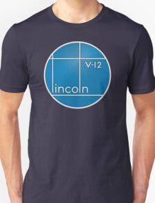 Vintage Lincoln V-12 emblem T-Shirt