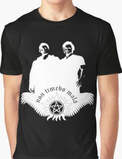 Supernatural - Winchester Brothers v2.0 Graphic T-Shirt