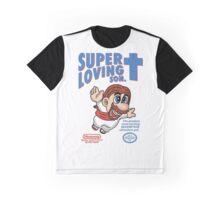 Super Loving Son Graphic T-Shirt