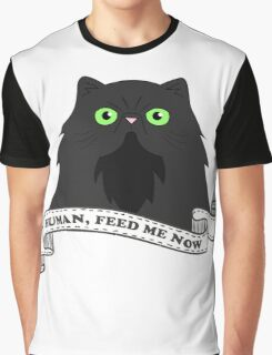 Feed me Graphic T-Shirt