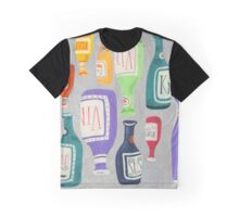 In Vino Veritas Graphic T-Shirt