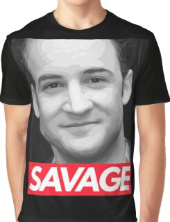 Stay Savage Graphic T-Shirt
