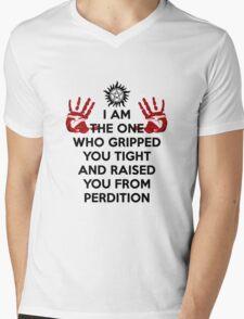 Supernatural - Perdition Mens V-Neck T-Shirt
