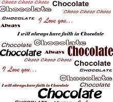 Chocolate, I love you! by krinos