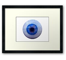 Awesome  Eye - Cool effect Framed Print