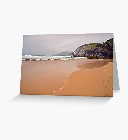 Kerry Shoreline  Greeting Card