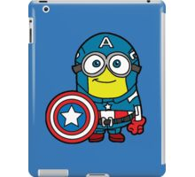 Captain Minerica iPad Case/Skin