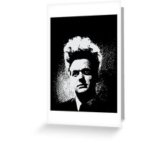 Eraserhead Henry Spencer - Transparent design Greeting Card