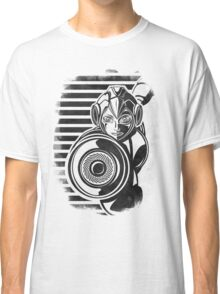 Megaman Nintendo Geek Line Artly Classic T-Shirt