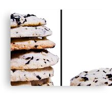Tea Biscuits Canvas Print