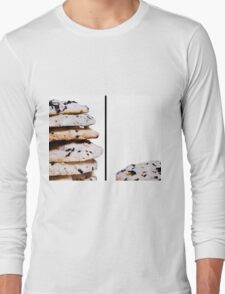Tea Biscuits Long Sleeve T-Shirt