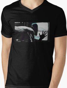 VideoDrome - Test Mens V-Neck T-Shirt