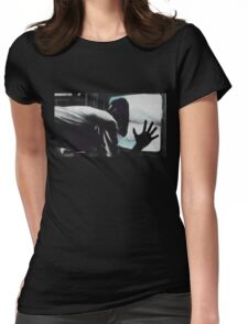 VideoDrome - Test Womens Fitted T-Shirt