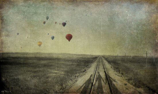 the end of a journey by Beth Conklin