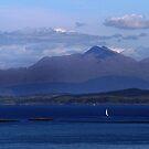Ben Cruachan across Sound of Mull by photobymdavey