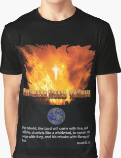 Blackness meets Holiness 2 Graphic T-Shirt