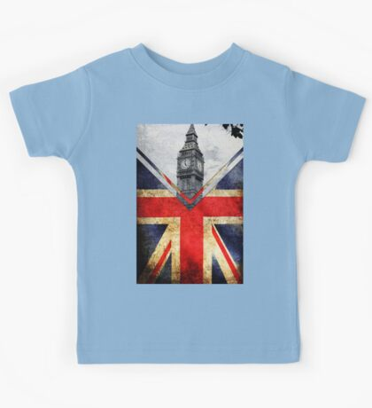 Flags - UK Kids Tee