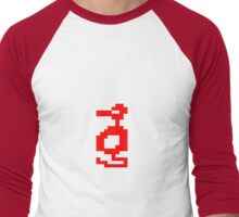 Rhindle Men's Baseball ¾ T-Shirt