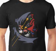 The Evil Buzzard vs Ciube Unisex T-Shirt