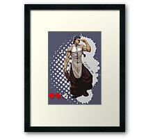 Genei Jin Framed Print