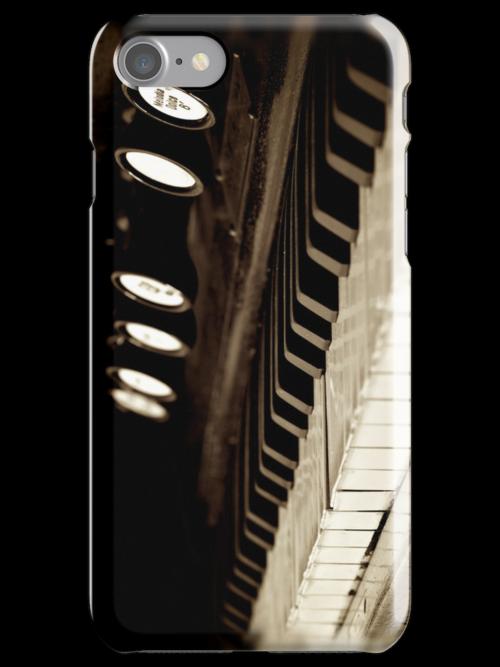 Harmonium (iPhone case) by SunDwn