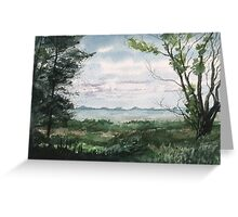 Plein Air 2 Greeting Card