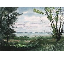 Plein Air 2 Photographic Print