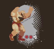 Final Atomic Buster by Miausita