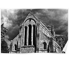 Romsey Abbey Poster