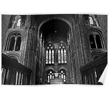 Romsey Abbey (2) Poster