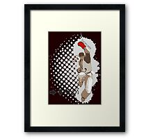 Shoryuken Framed Print