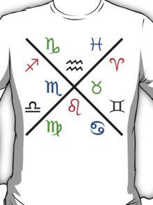 Zodiac Cross T-Shirt