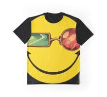 Transmetro trippy - Comic mashup Graphic T-Shirt