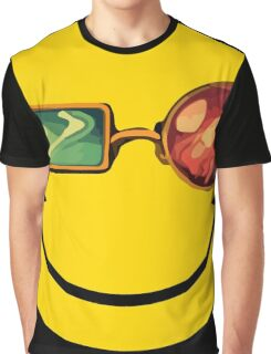 Transmetro trippy - Comic mashup Graphic T-Shirt