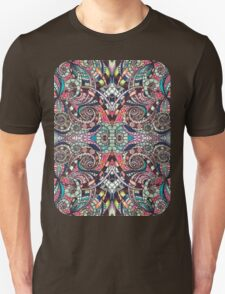 Drawing Floral Zentangle T-Shirt