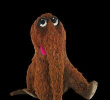 Awesome snuffleupagus by NeverGiveUp