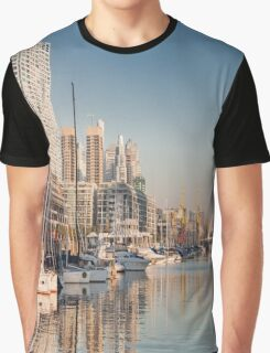 Puerto Madero - Buenos Aires (Argentine) Graphic T-Shirt