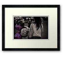 Minnie  Framed Print