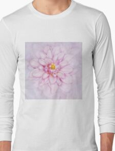 Floral Layers Long Sleeve T-Shirt