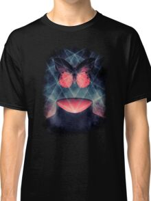 Beautiful Symmetry Surreal Butterfly Classic T-Shirt