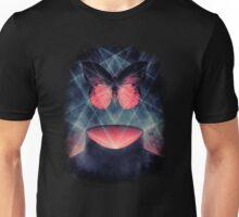 Beautiful Symmetry Surreal Butterfly Unisex T-Shirt