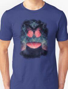 Beautiful Symmetry Surreal Butterfly T-Shirt