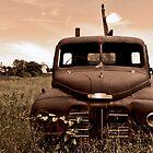 The old Austin by MeaganStewart