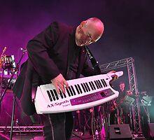 James Morrison @ Jazz & Blues Festival 2012 by muz2142