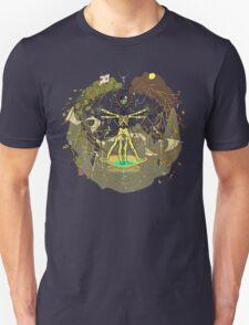 Entangled Vitruvian T-Shirt